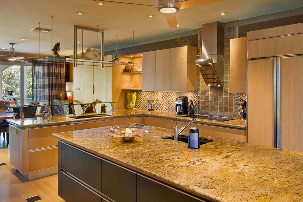 Kitchens in Naples, Florida - Contemporary - Kitchen ...