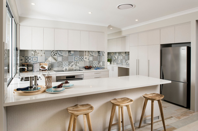 Kitchens Scandinavian Kitchen Perth By Jodie