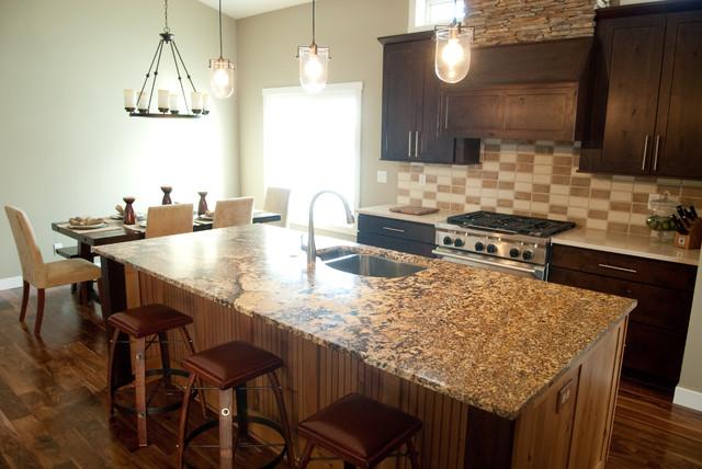 Kitchens contemporary-kitchen