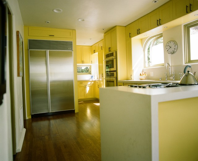 KITCHENS eclectic-kitchen