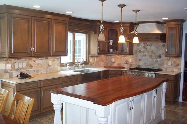 Kitchens Traditional Kitchen New York By Kitchen Creations Llc