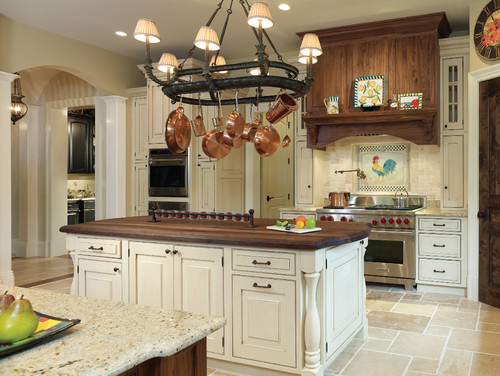 LOVE Your Butcherblock Island. Is It Walnut Wood Or Stained? What  Brand/color Are Your Ivory Cabinets Too Pls?