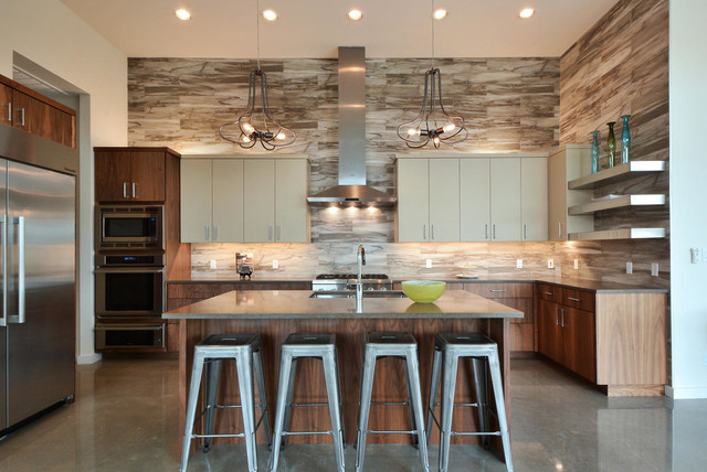 Kitchens Contemporary Kitchen Austin By Legend Lighting