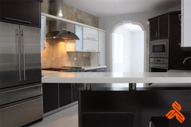Kitchens contemporary-kitchen