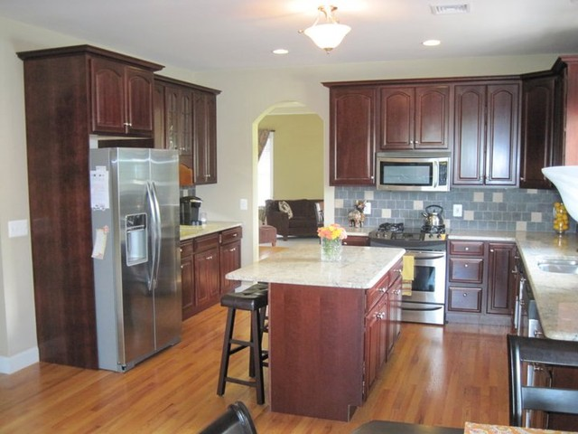 Kitchens Traditional Kitchen Philadelphia By Lux N Sons Restoration Remodeling Specialists