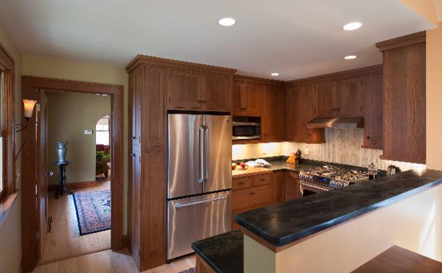 Kitchens Madison Wi Contemporary Kitchen Other Metro By Associated Housewrights