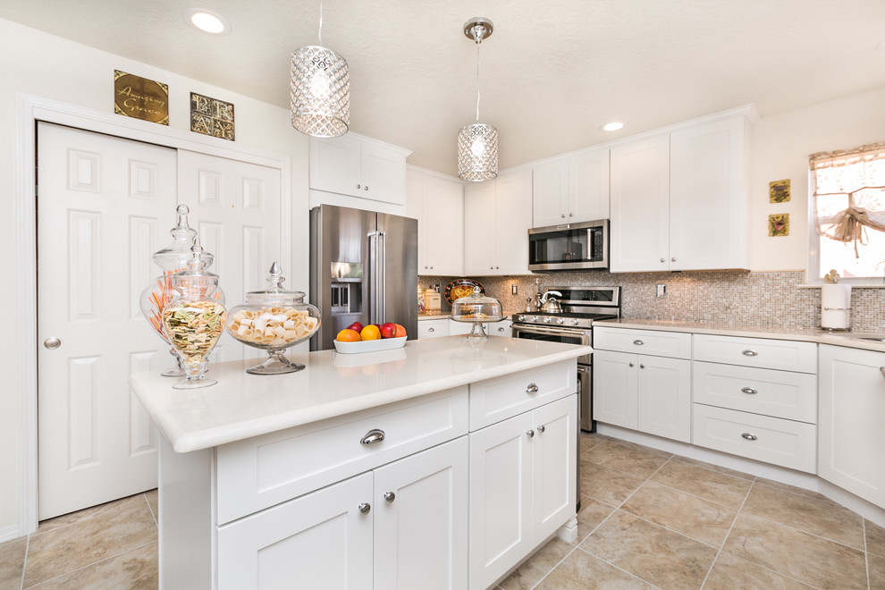 Kitchens - Transitional - Kitchen - Albuquerque - by More ...