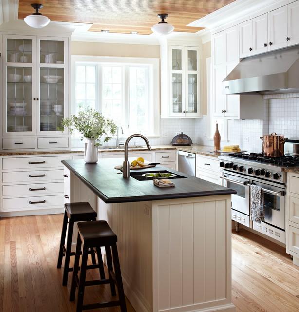 Kitchens : traditional kitchen from www.houzz.com size 614 x 640 jpeg 123kB