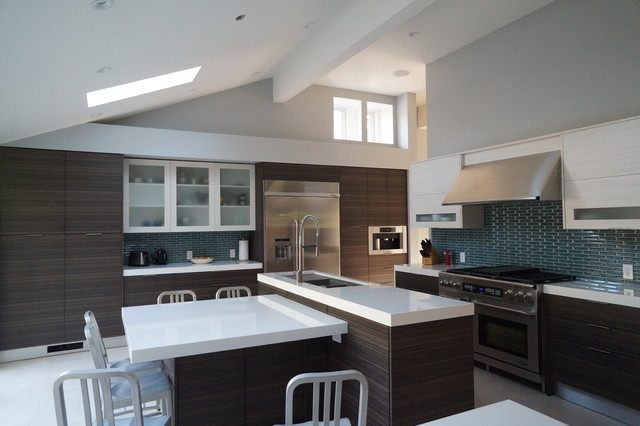 Kitchens modern kitchen orange county by newform kitchen more - Modern kitchen cabinets orange county ...