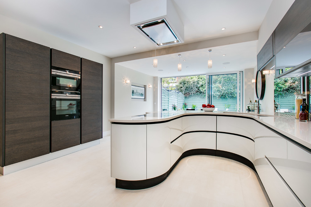 Kitchens - Contemporary - Kitchen - Oxfordshire - by ...