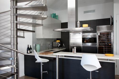 Kitchens with Dark Cabinets - Design Ideas