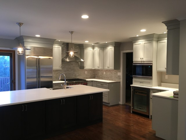 Kitchens Contemporary Kitchen New York By Premier HD Construction LLC