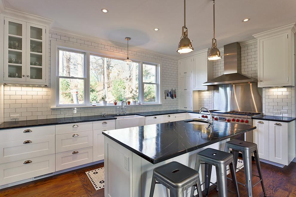 KITCHENS - Craftsman - Kitchen - New York - by PTACEK home