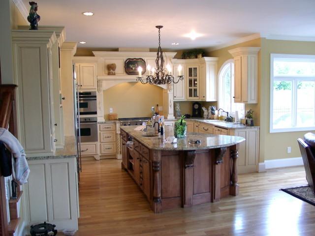 Kitchens traditional kitchen