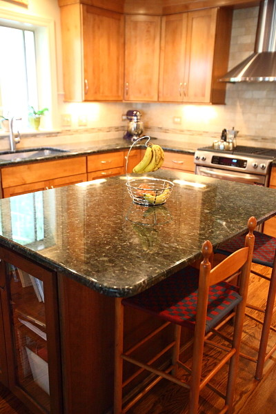 Kitchens Remodeled / Expanded traditional-kitchen