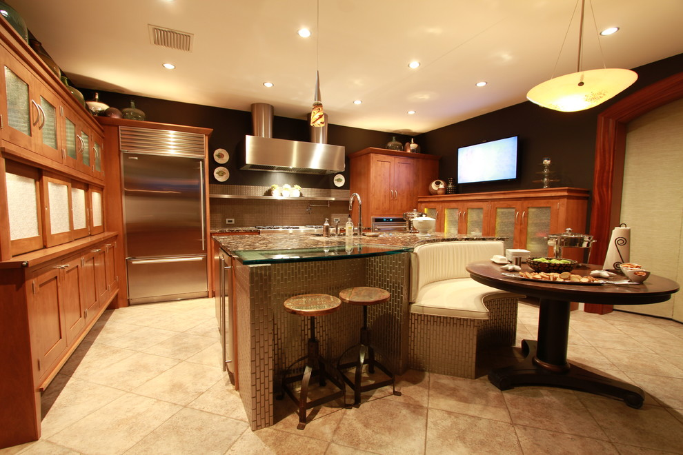 Kitchens Transitional Kitchen Tampa By Roma