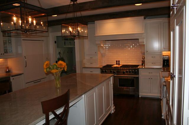 BuckHead Remodel traditional-kitchen