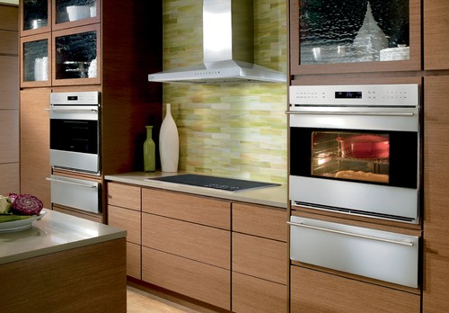 Contemporary Kitchen By Madison Appliances Sub Zero And Wolf