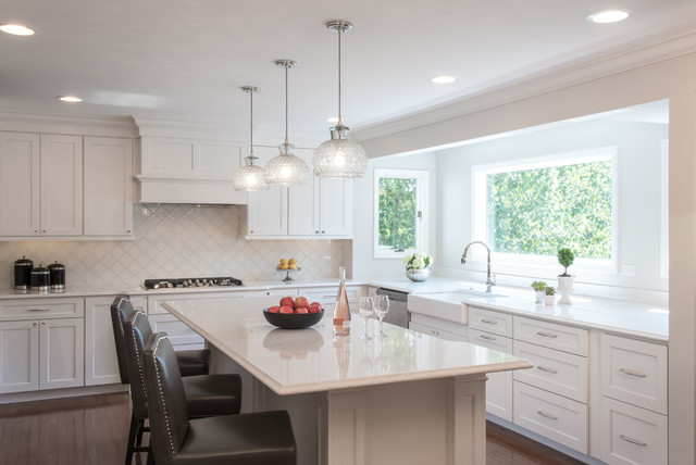 Kitchens Transitional Kitchen St Louis By Tamsin Design Group