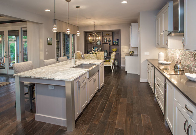 Kitchens Modern Kitchen Cincinnati By The Leland Group