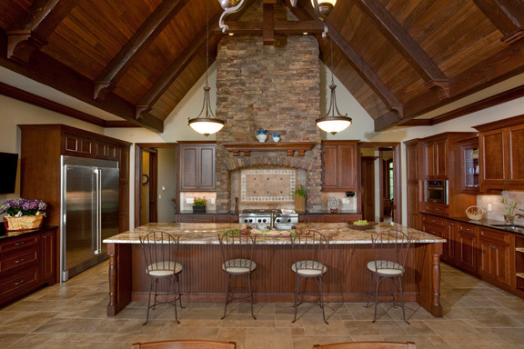 Kitchens Traditional Kitchen Cincinnati By The Leland Group