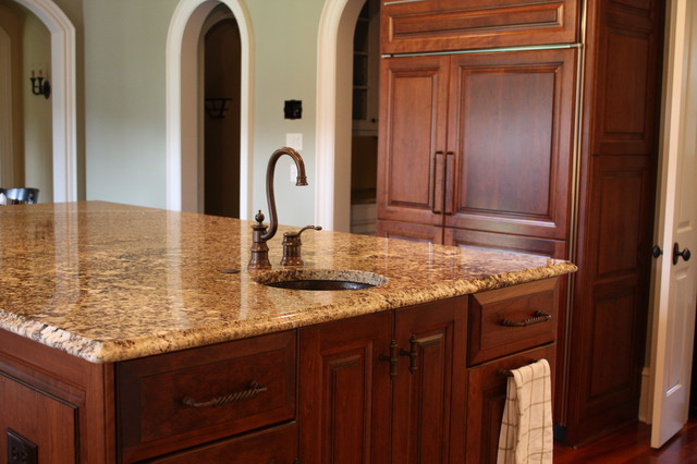 kitchens traditional kitchen charlotte by tile