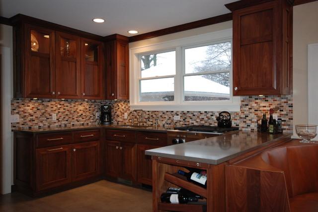 KITCHENS - TRANSITIONAL transitional-kitchen