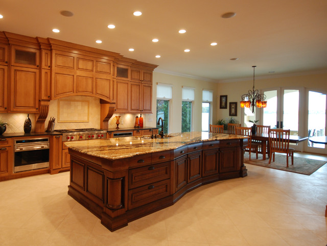 KITCHENS - TRANSITIONAL traditional-kitchen
