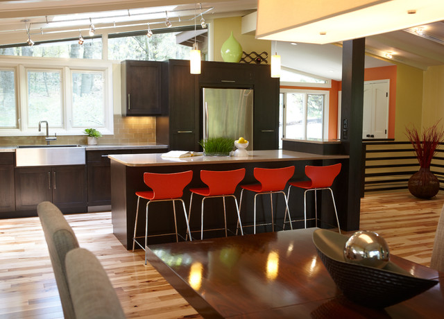 Kitchens Contemporary Kitchen Other Metro By