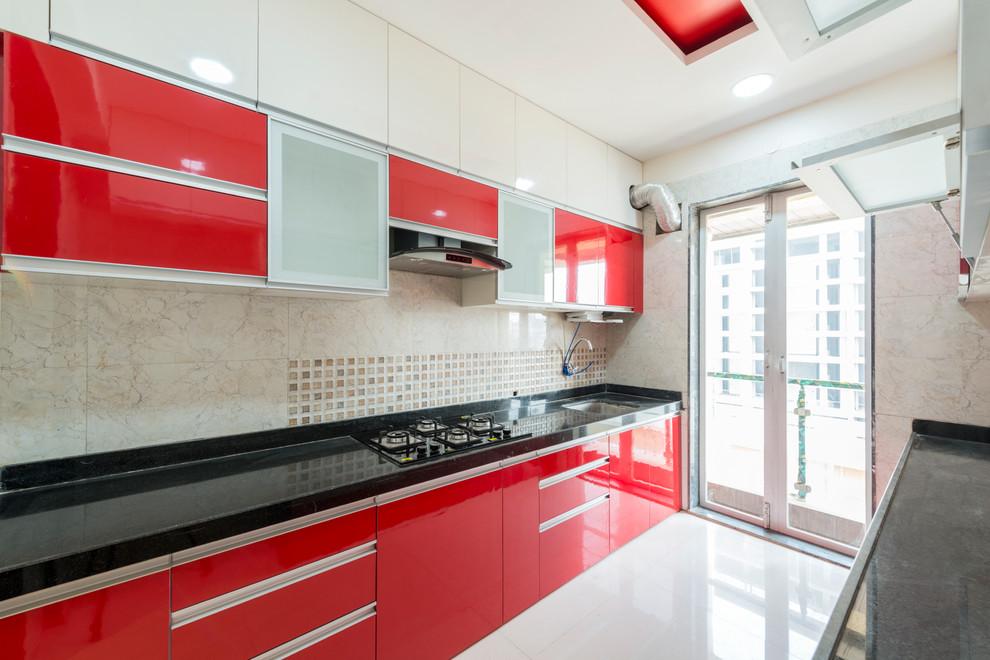 Kitchens Indian Kitchen By U Us Home Design Studio A Godrej Venture Houzz