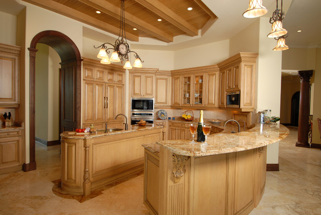 Kitchens mediterranean-kitchen