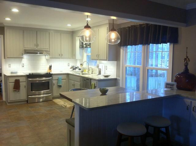 kitchens klassisch k che richmond von virginia. Black Bedroom Furniture Sets. Home Design Ideas
