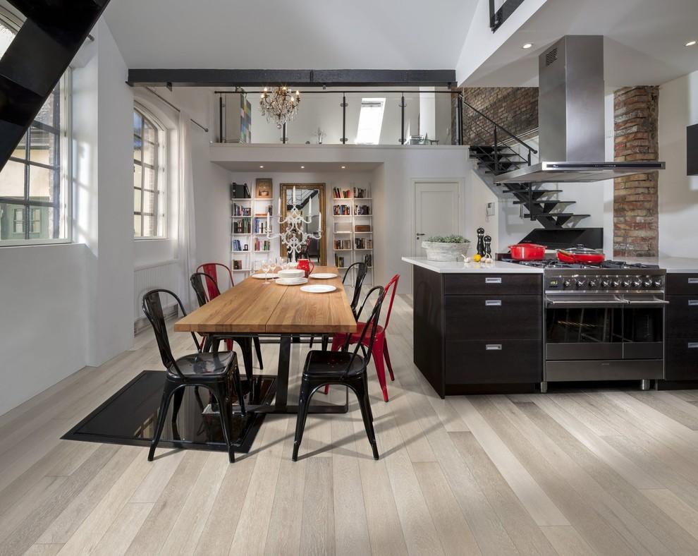 Kitchens w/Scandinavian Hardwoods - Transitional - Kitchen ...