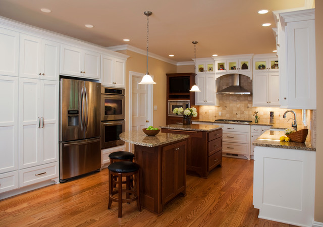 Kitchens Transitional Kitchen Milwaukee By Wade