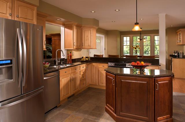 Kitchens traditional-kitchen