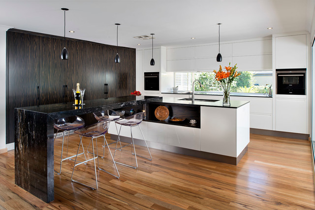 Kitchens modern kitchen perth by western cabinets for Kitchen cabinets perth