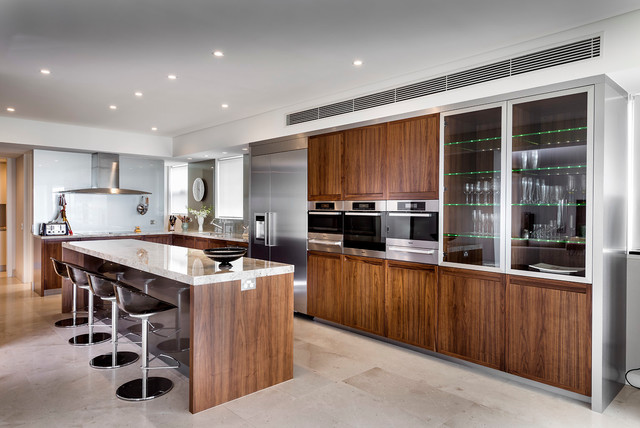 Kitchens Modern Kitchen Perth By Western Cabinets