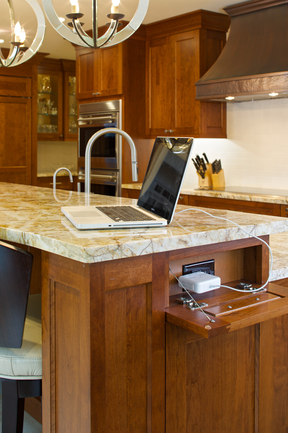 Kitchens With Stained Woods