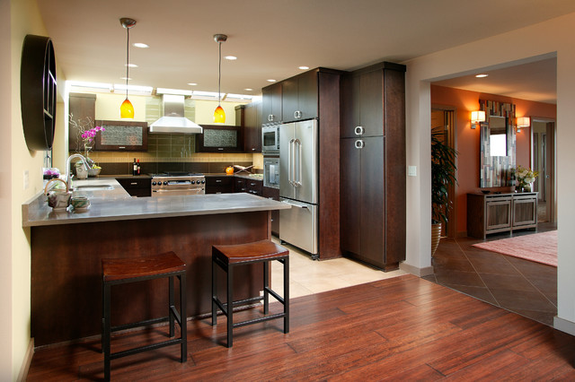 modern kitchen cabinets seattle kitchens modern kitchen seattle by york 7666