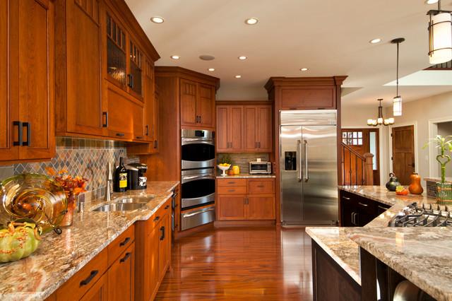 Traditional Kitchen New York By Zarrillo 39 S Custom Design