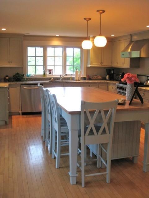 Kithcen Renovation traditional-kitchen