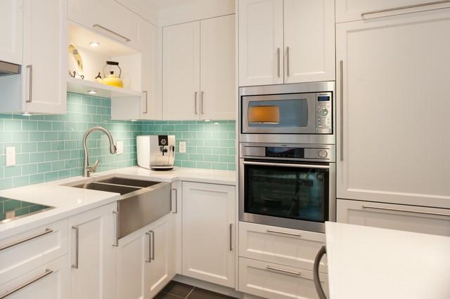 Kits Kitchen Renovation - Modern - Kitchen - vancouver - by Troico