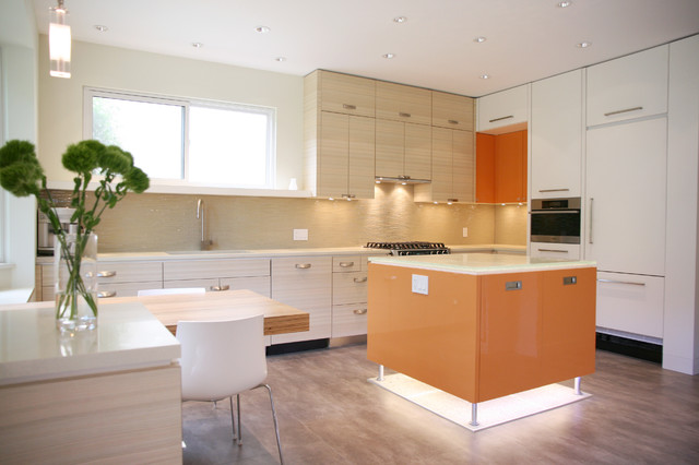 kitchen by the sky is the limit design