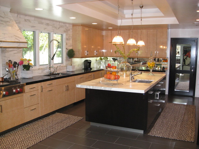 Kitty Curcio contemporary kitchen