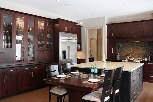 Kitty Murray Residence contemporary-kitchen