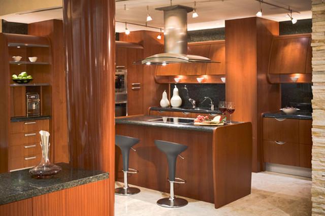 Klaassen contemporary-kitchen
