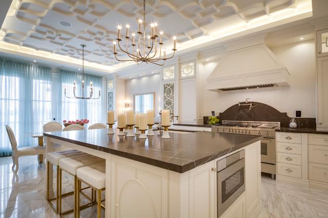 Kleinburg Private Residence transitional-kitchen