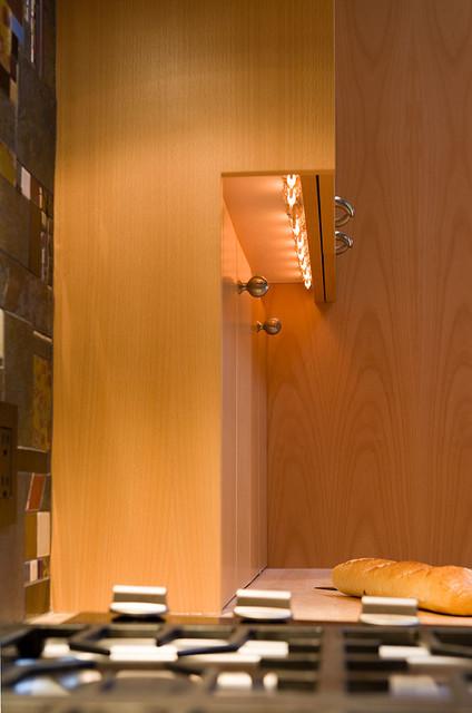 Klimpt Inspired kitchen contemporary-kitchen
