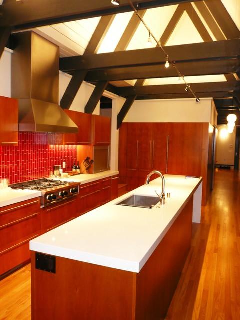 klopf architecture los altos hills mid century modern a frame midcentury kitchen