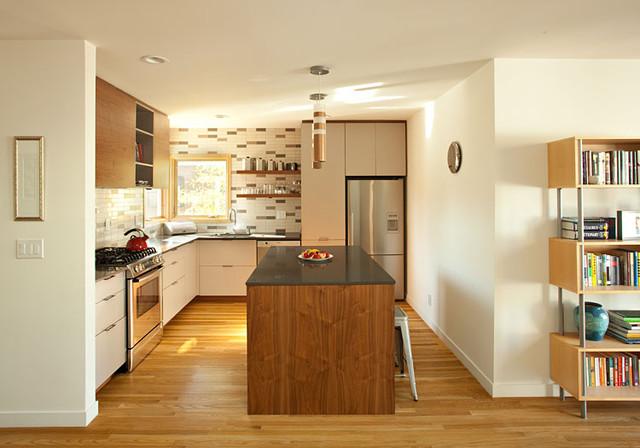 klopf architecture modern ranch house addition remodel modern kitchen san francisco by